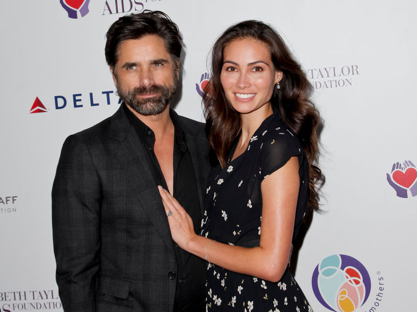 John Stamos and Wife Welcome Son Billy_Still