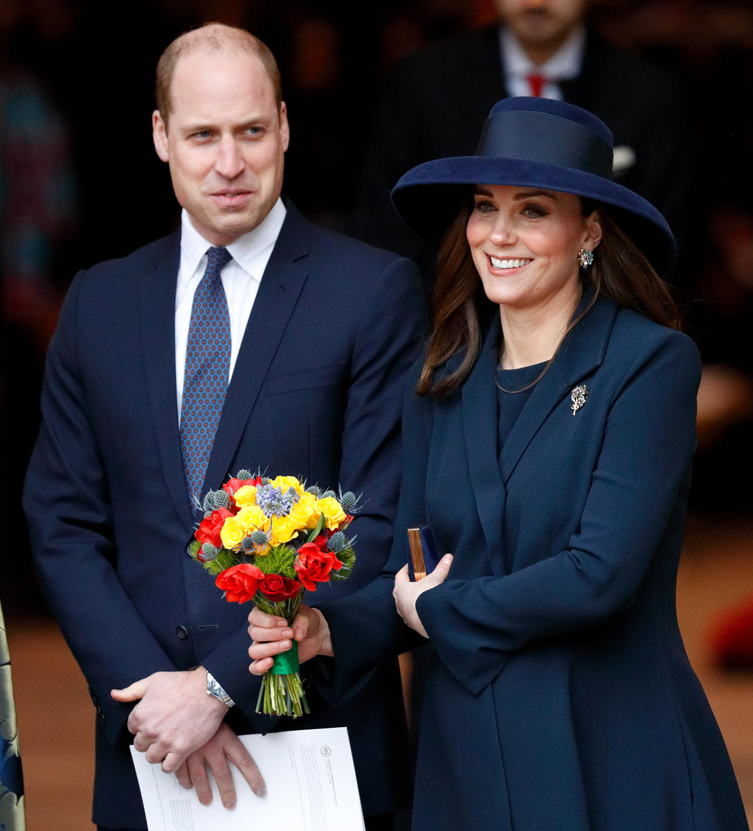 Prince William May or May Not Have Accidentally Revealed the Gender of Royal Baby No. 3
