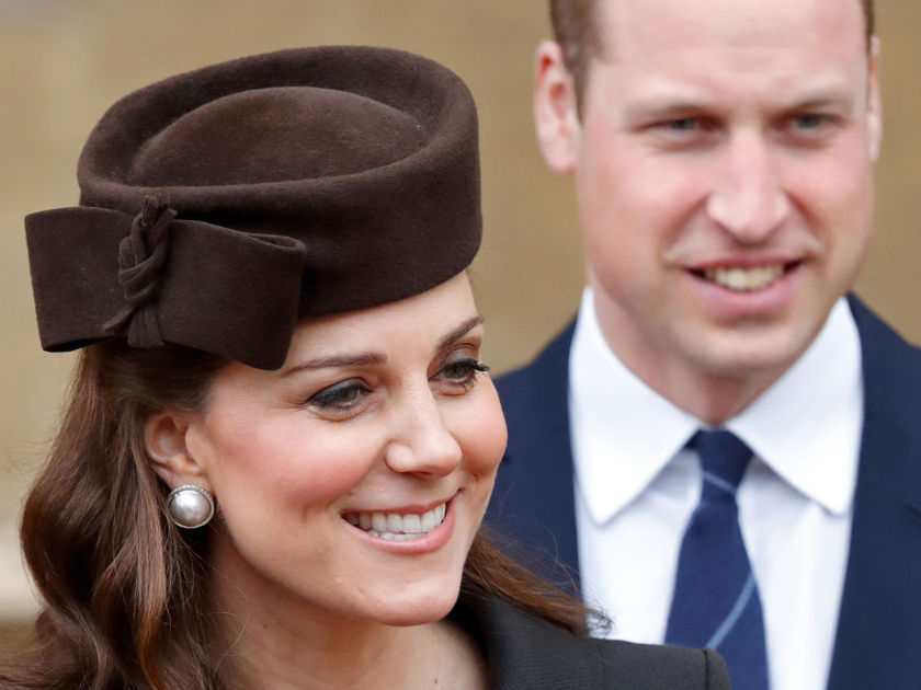 Kate Middleton & Prince William Welcome Their Third Child_still