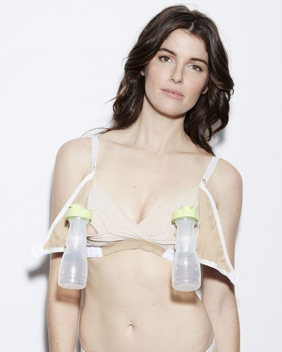 Arden All in One Nursing and Hands-free Pumping Bra