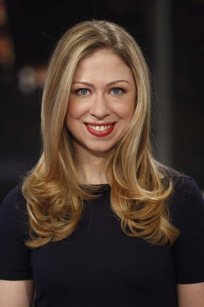 Chelsea Clinton She Persisted Around the World