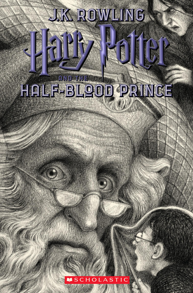 Harry Potter Art Book Cover 6