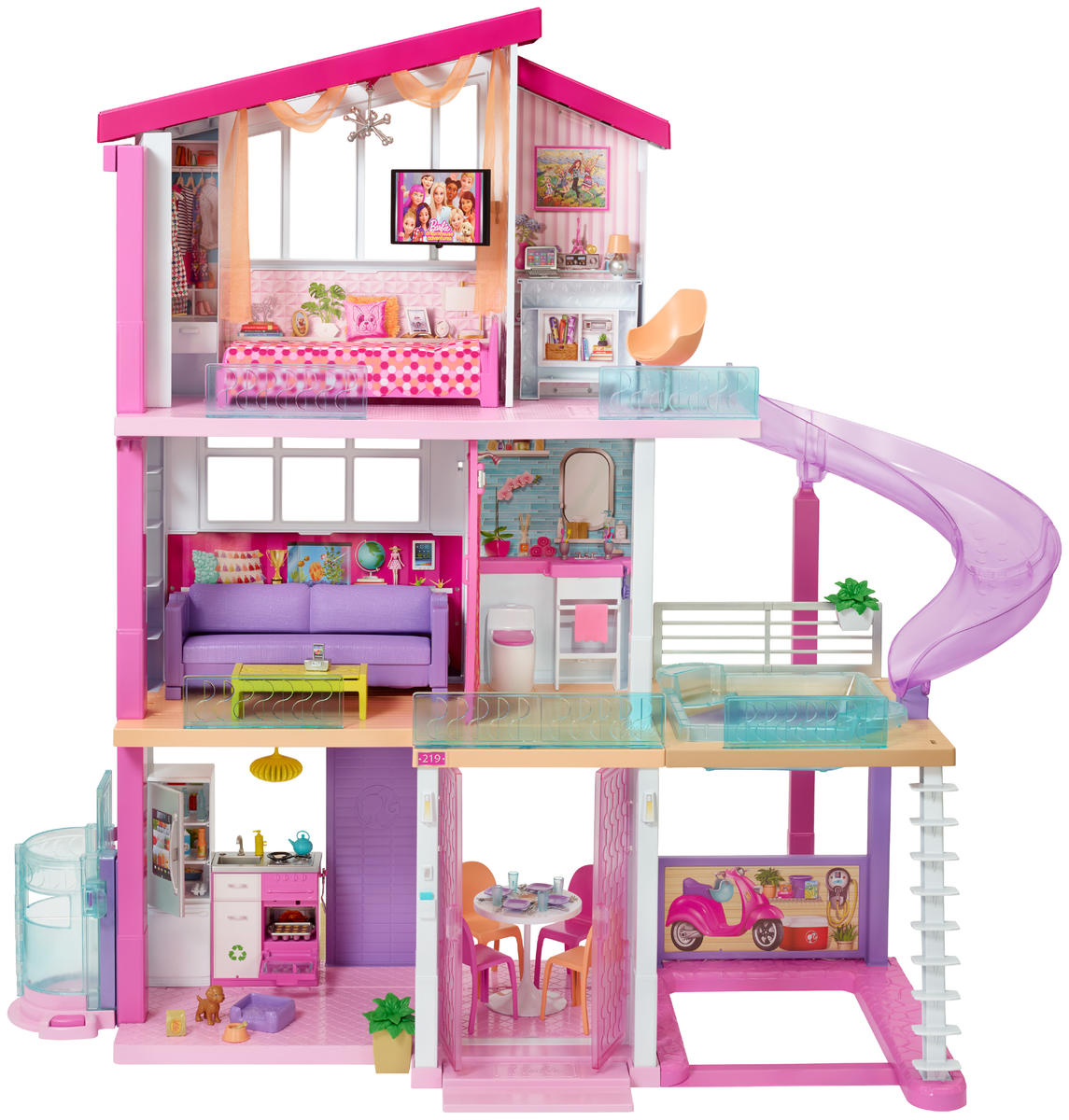 Barbie Dreamhouse Mattel