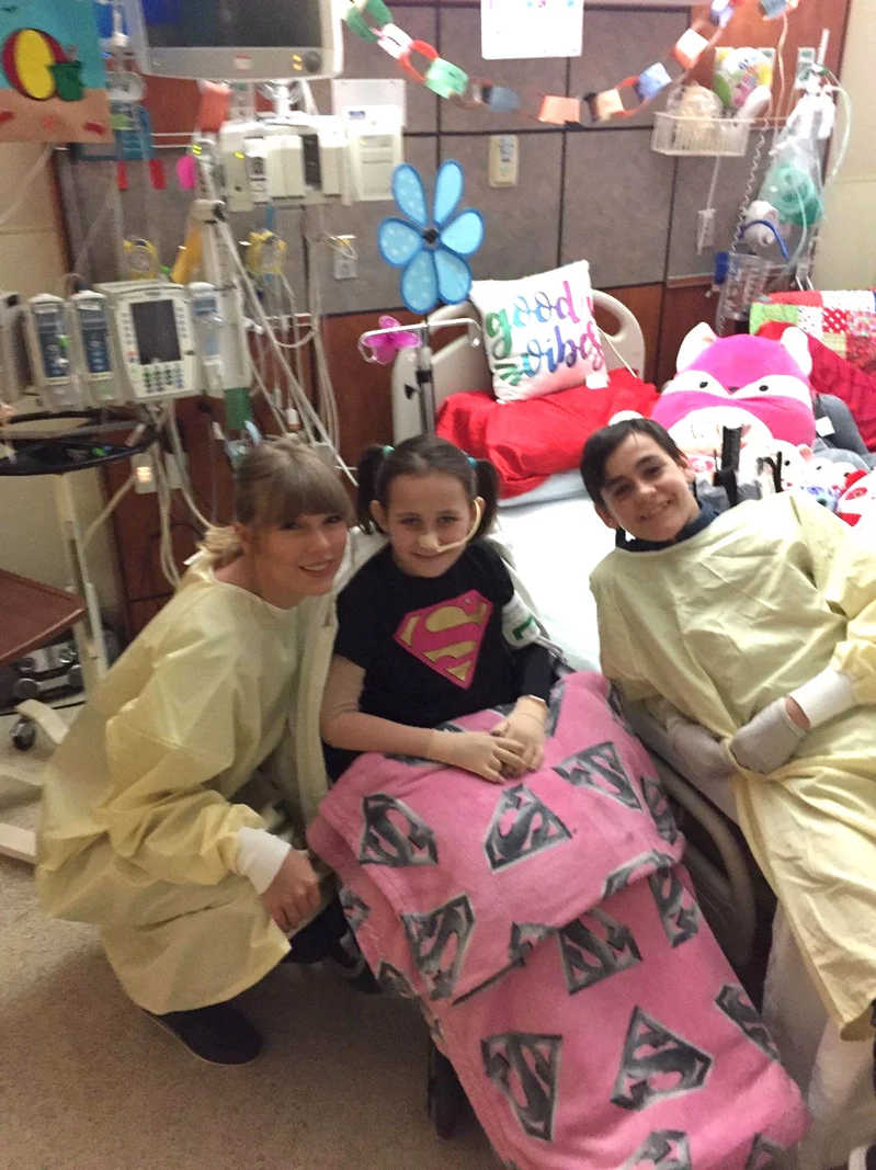 lilly mccune daughter isabella and taylor swift