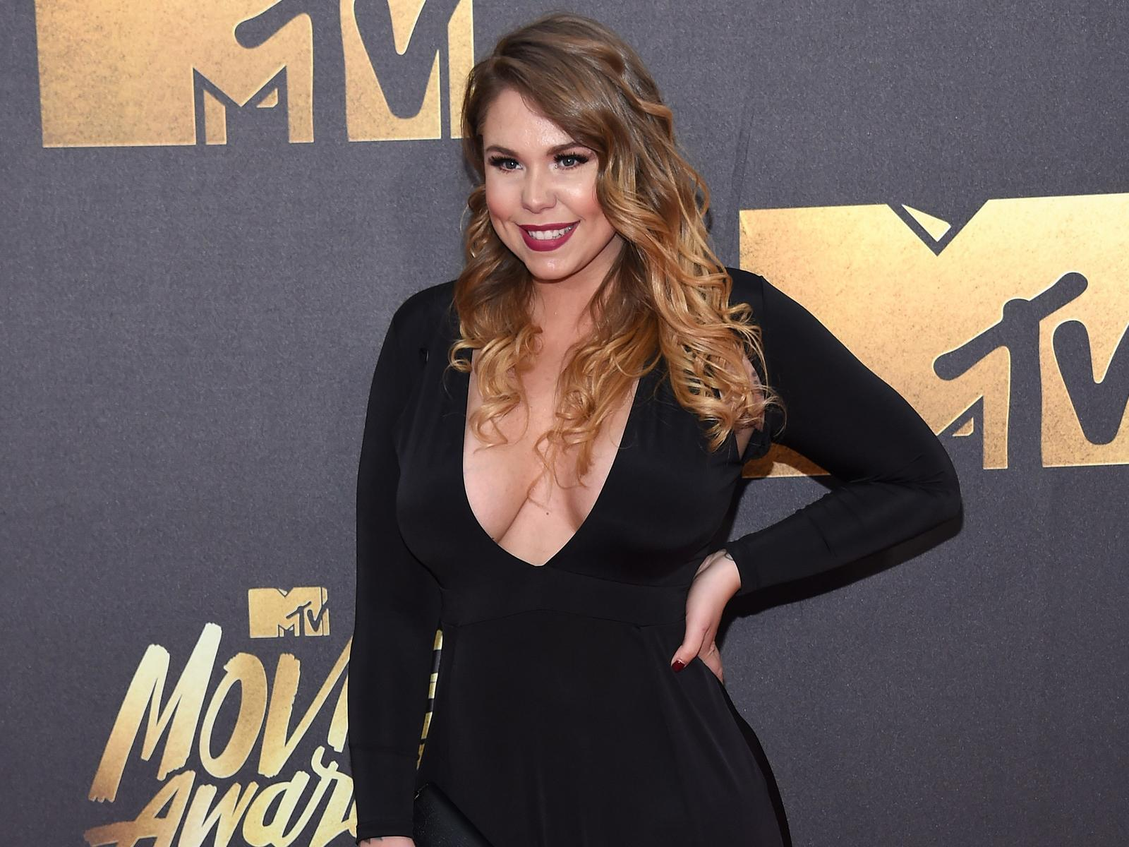 Kailyn Lowry MTV Movie Awards