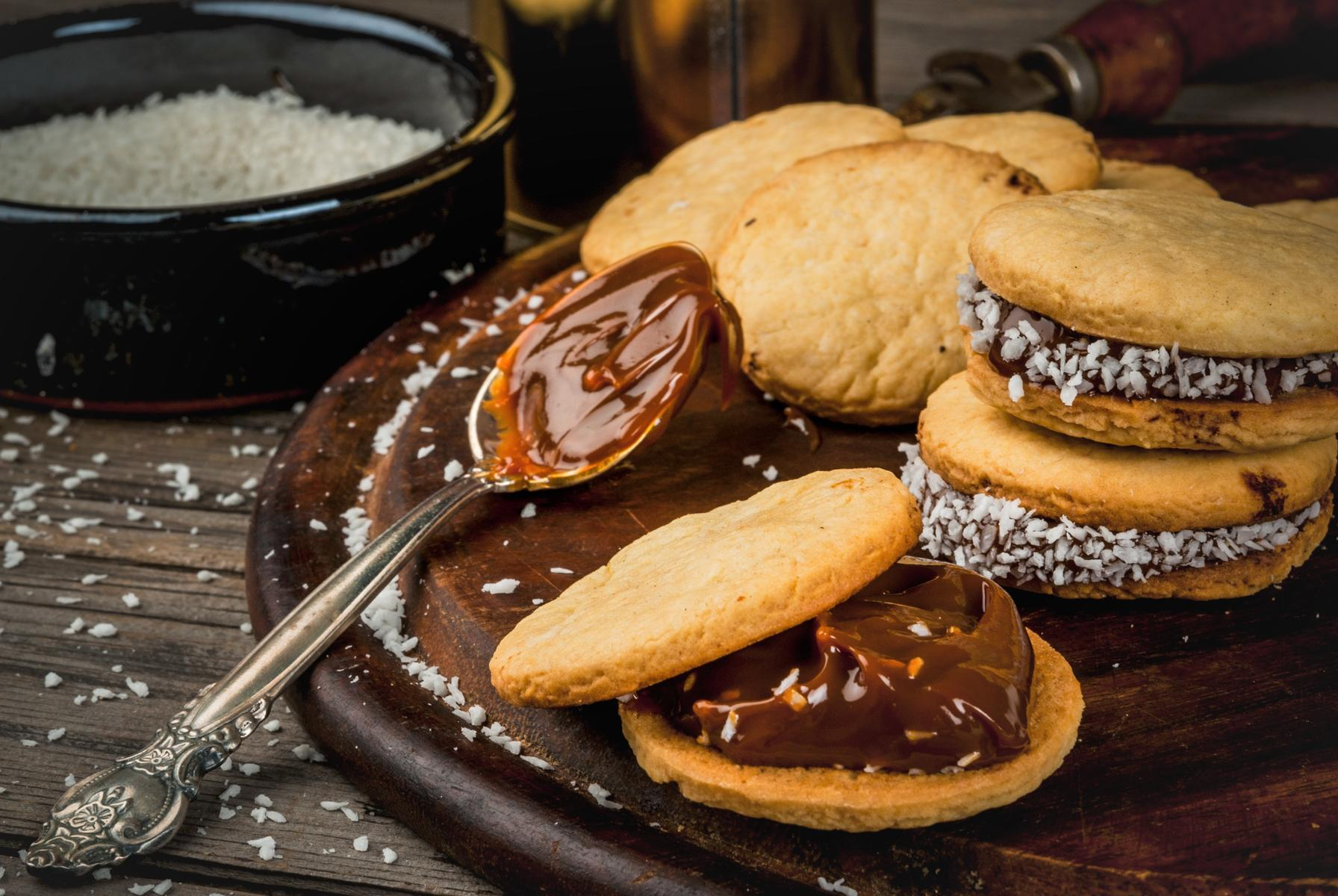 Latin Treats Alfajores Cookies