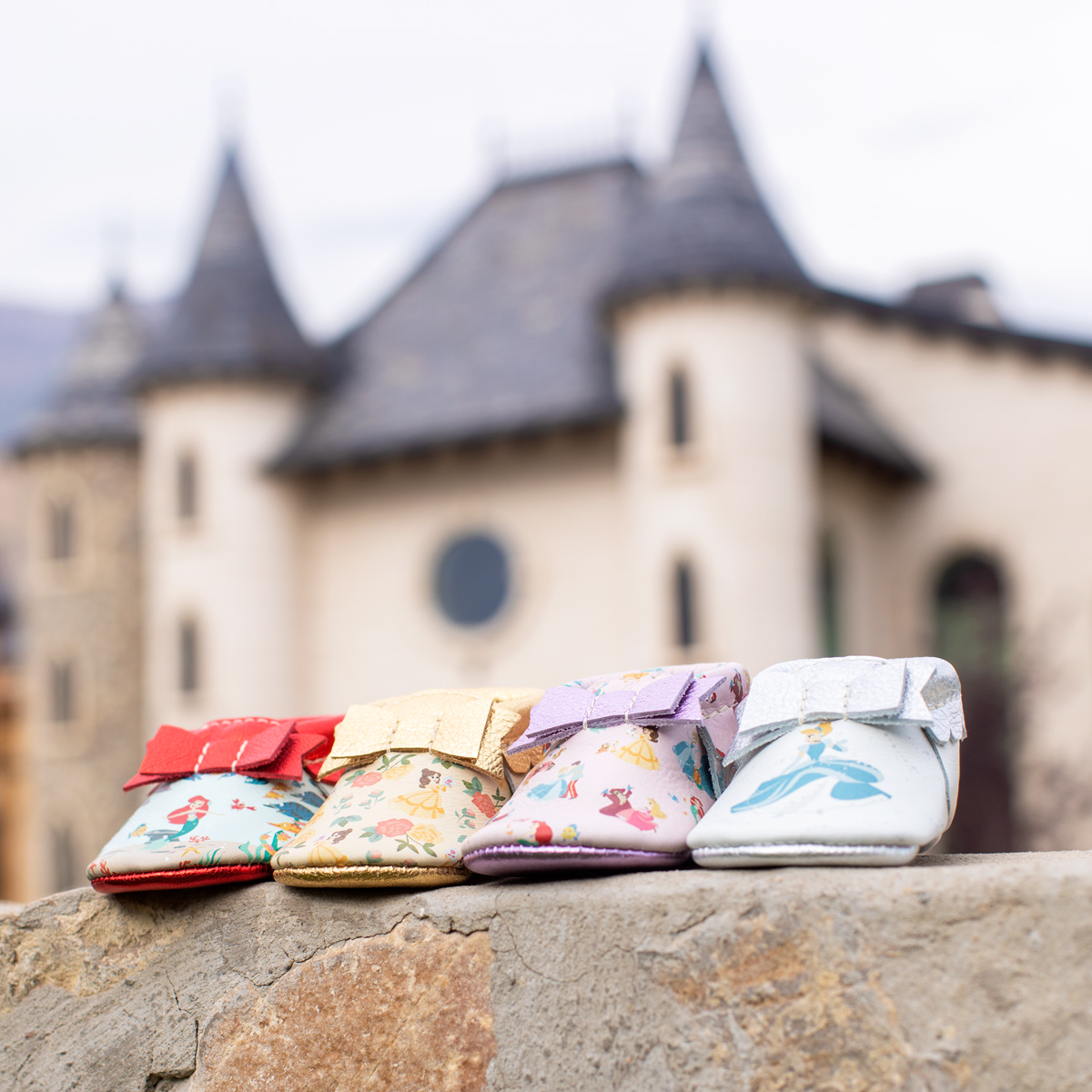 Freshly Picked Launching Disney Princess Collection