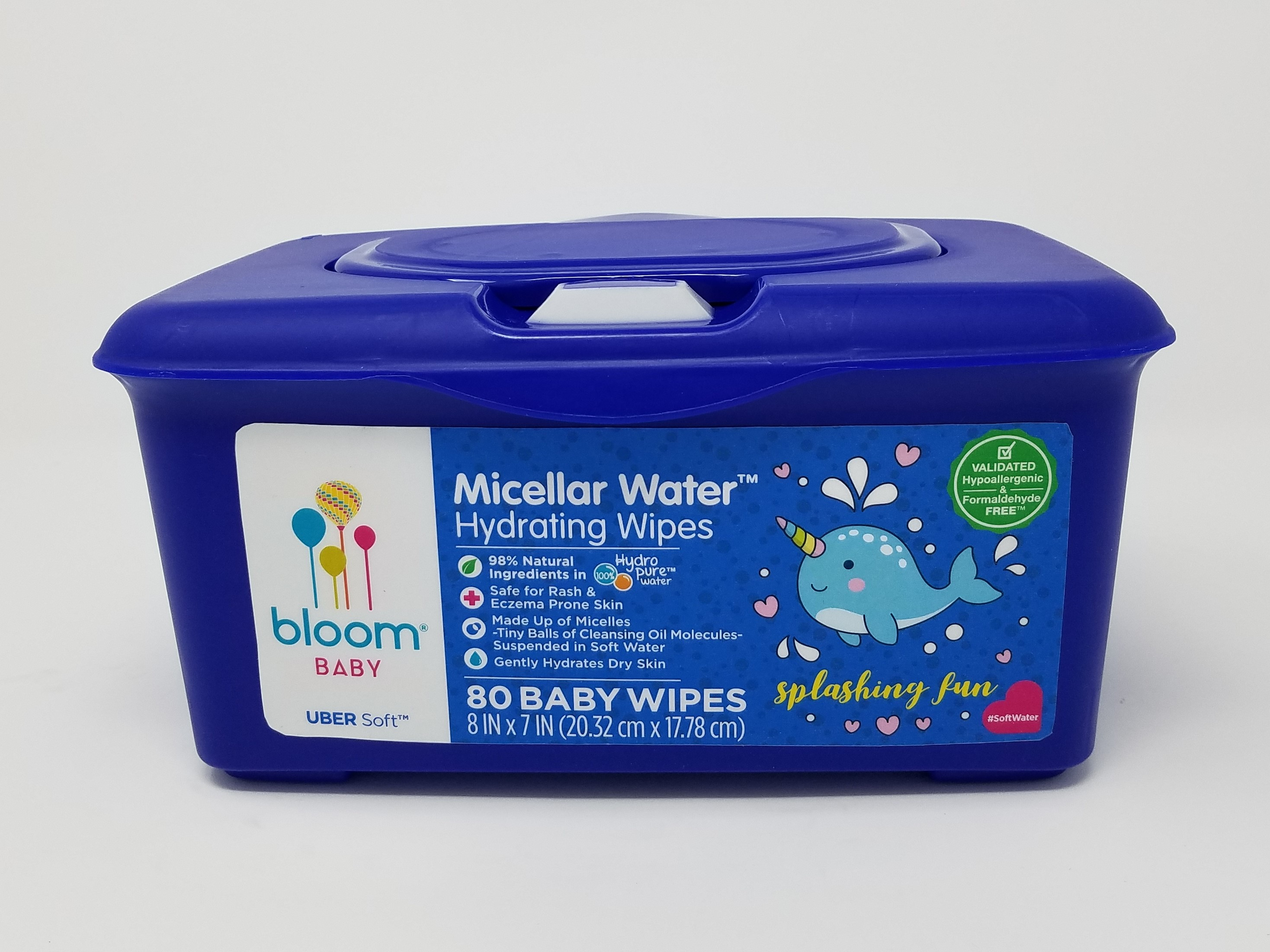 Bloom Baby Micellar Wipes