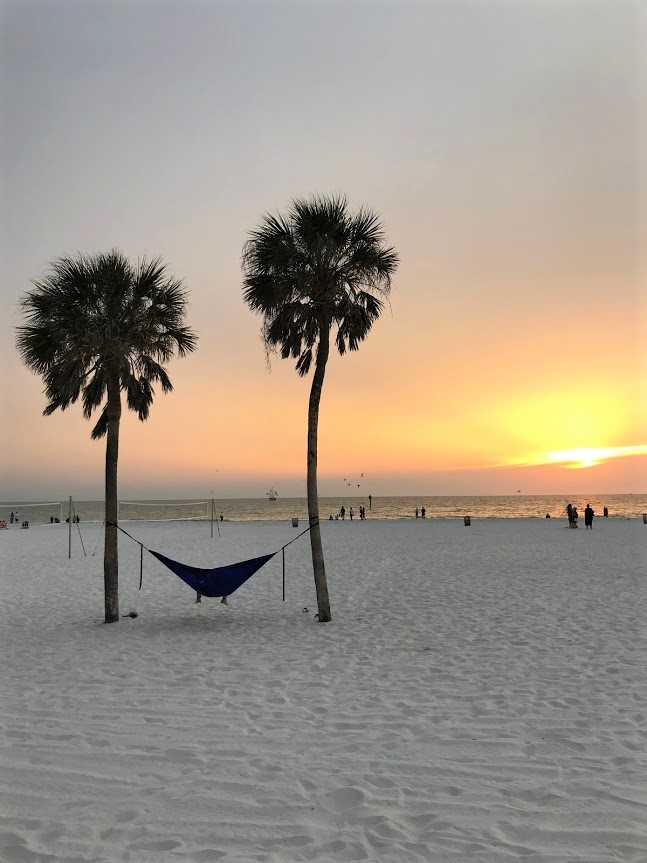 Wyndham Clearwater Beach Resort Sunset on the Beach Hammock