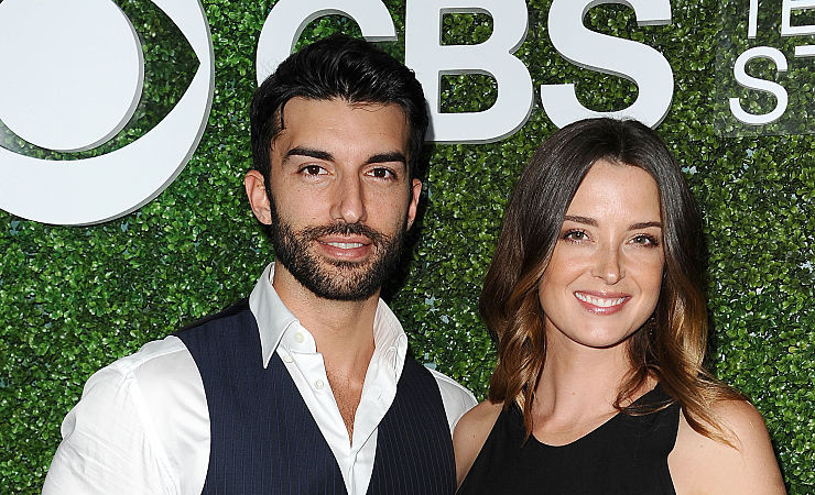 Justin Baldoni and wife Emily Foxler Baldoni