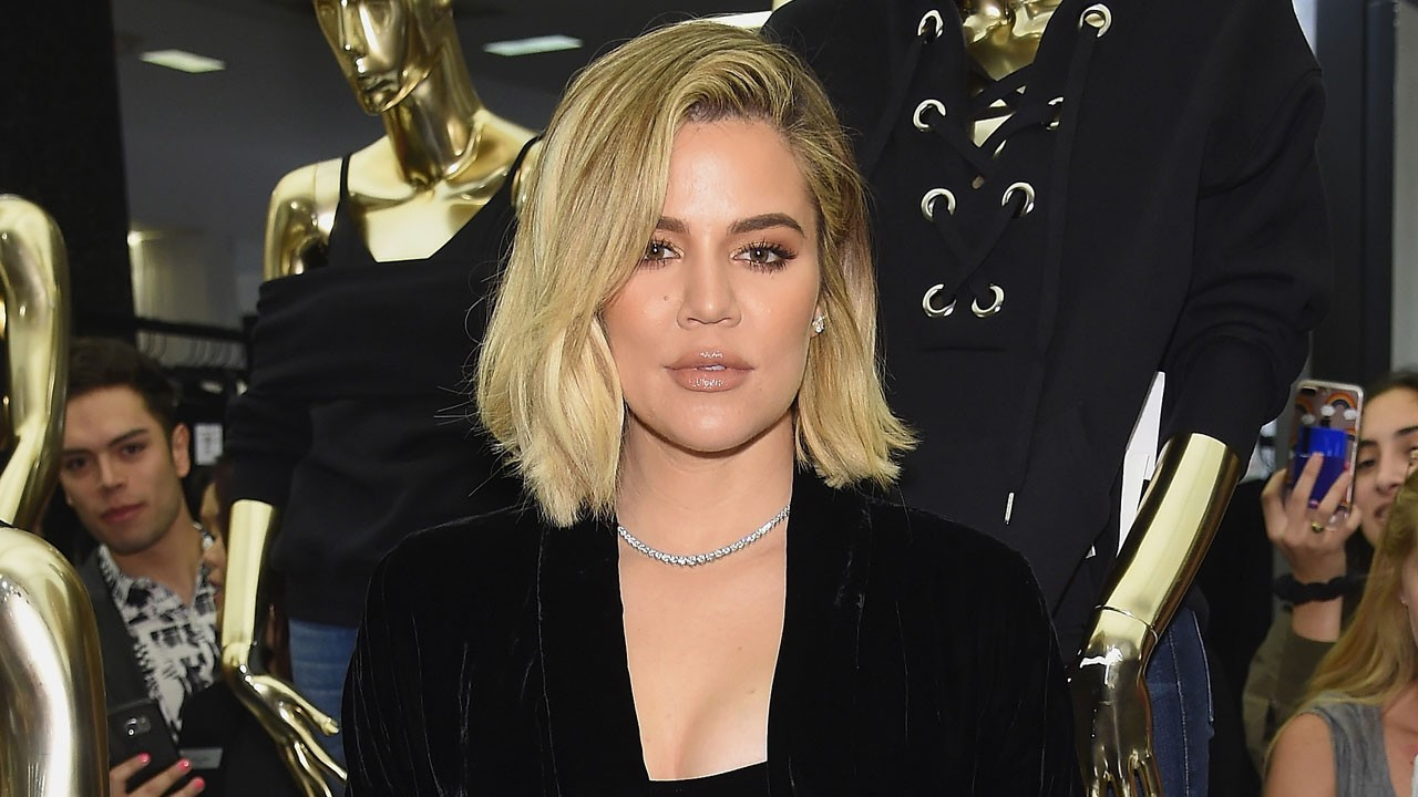 Khloe Kardashian is officially a mom_still