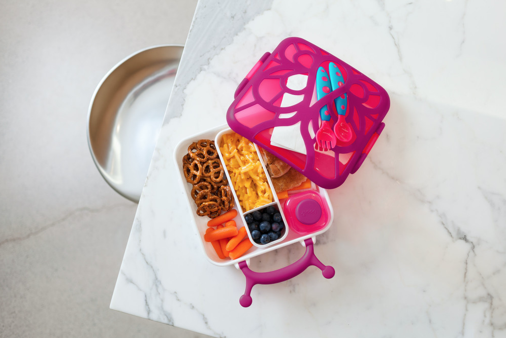 Boon's Bento Butterfly Lunch Box