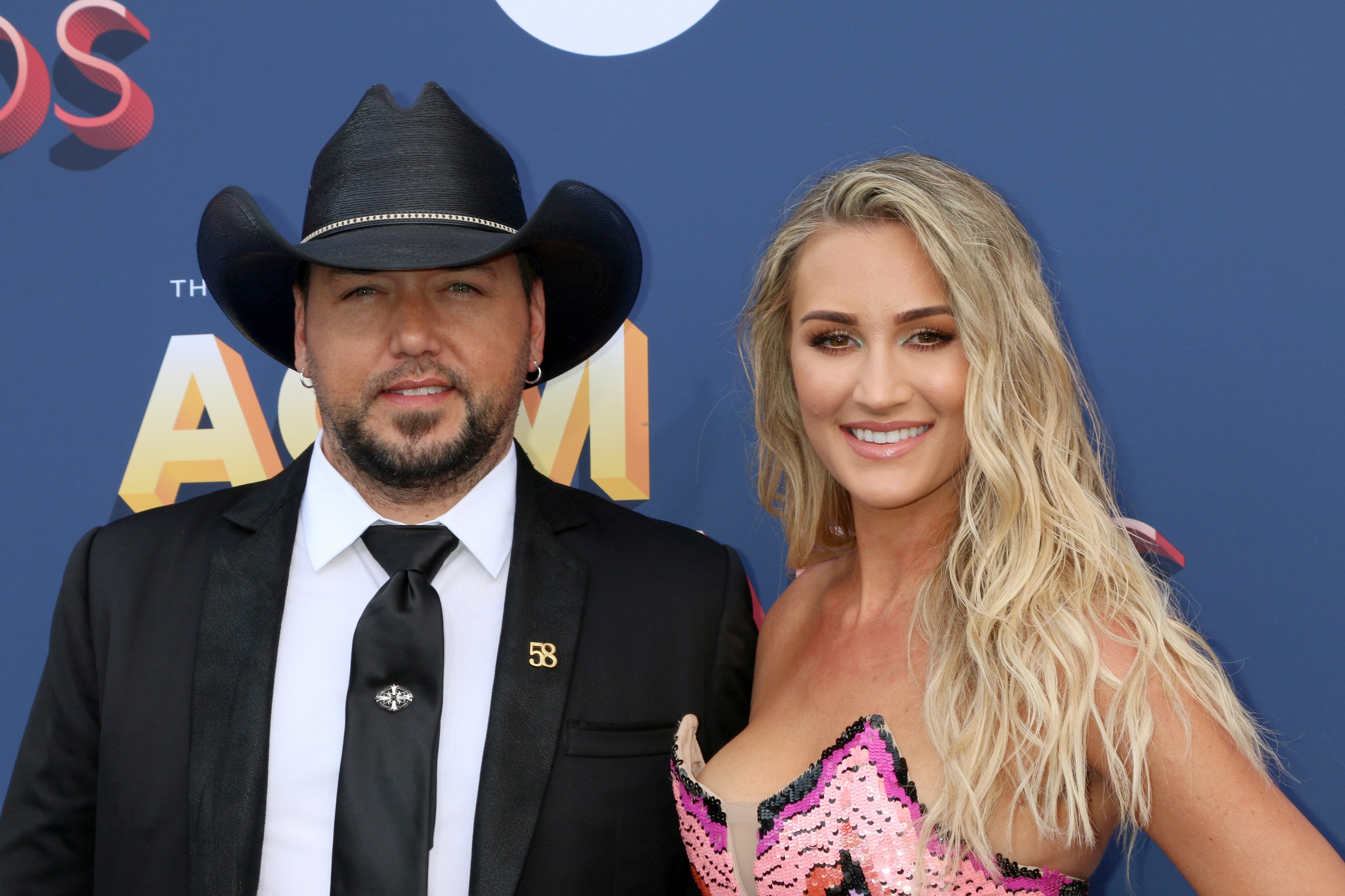Jason Aldean and Wife Brittany Kerr Aldean