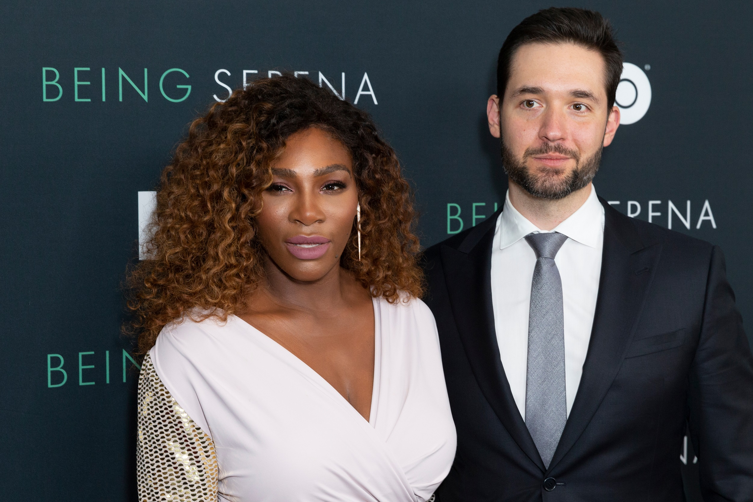 Serena Williams and Husband Alexis Ohanian