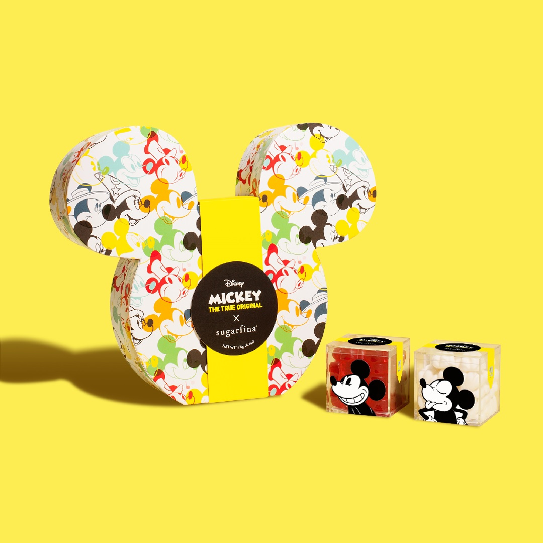 The Mickey Ears 2pc Candy Bento Box