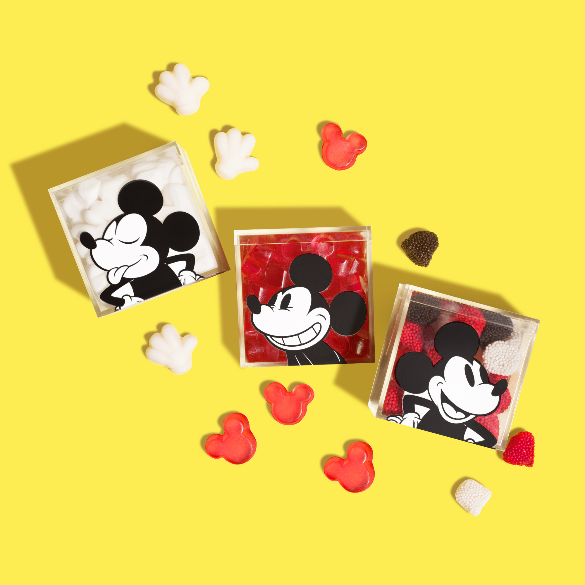 Disney Candy Cubes