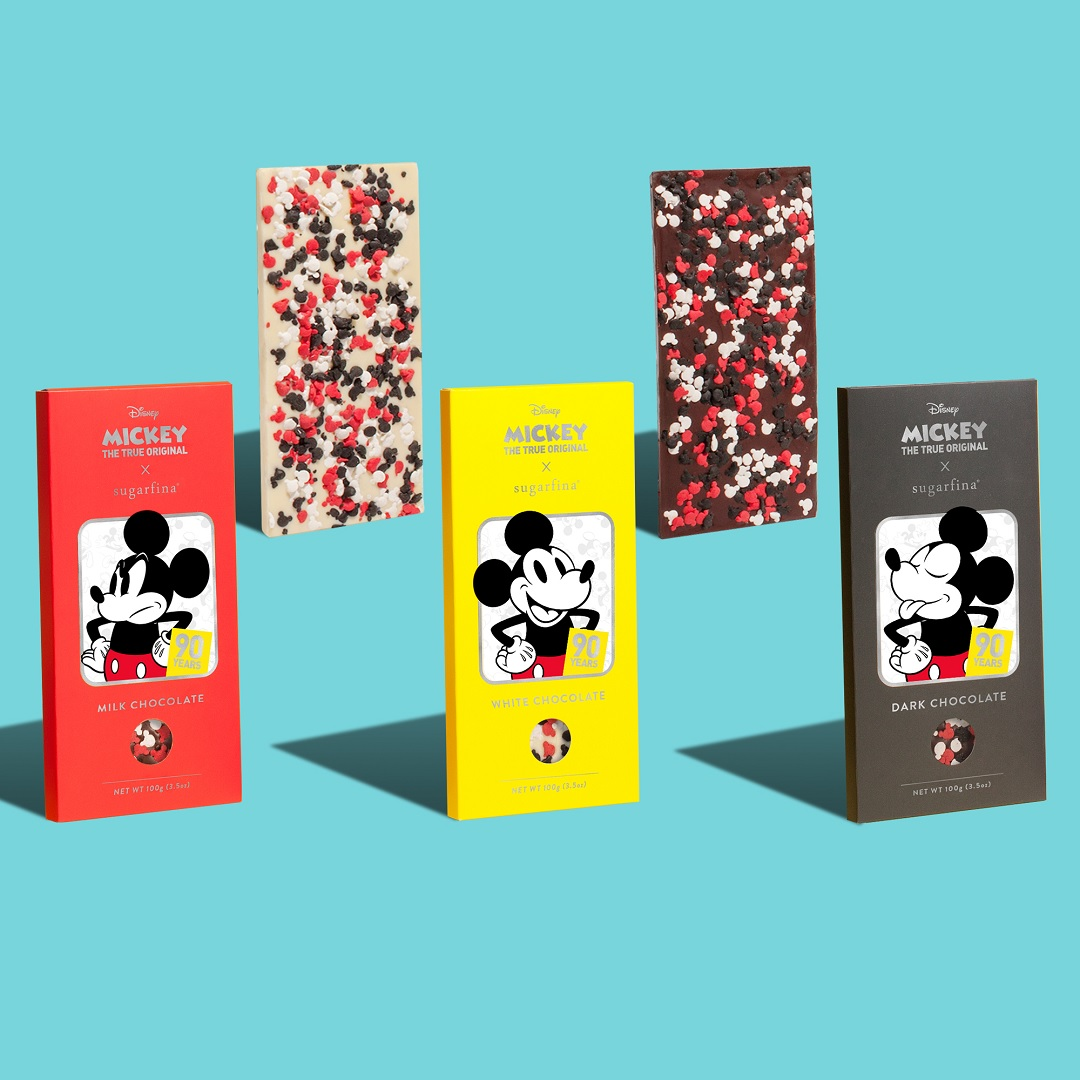 Mickey Mouse Sugarfina Chocolate