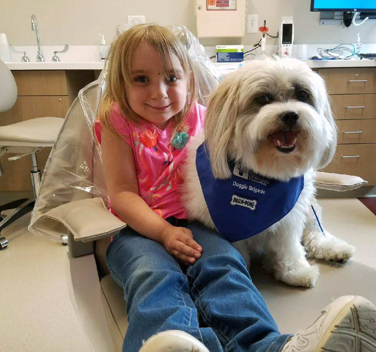 Lily Wolff and Mickey Akron Children's Hospital