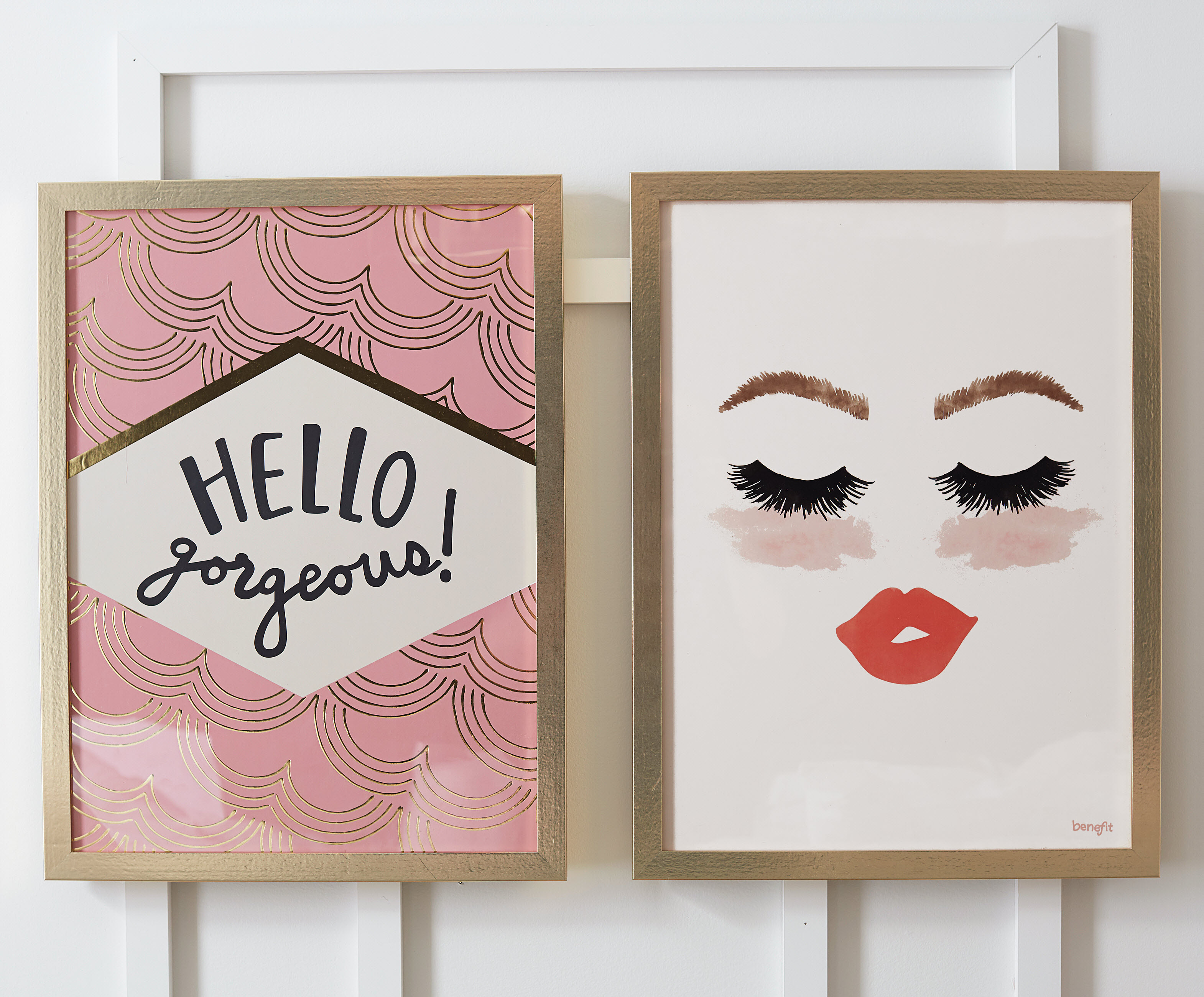 Benefit x PB Teen Wall Hangings