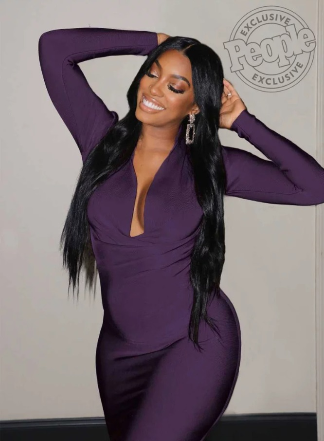 Porsha Williams Pregnant 3