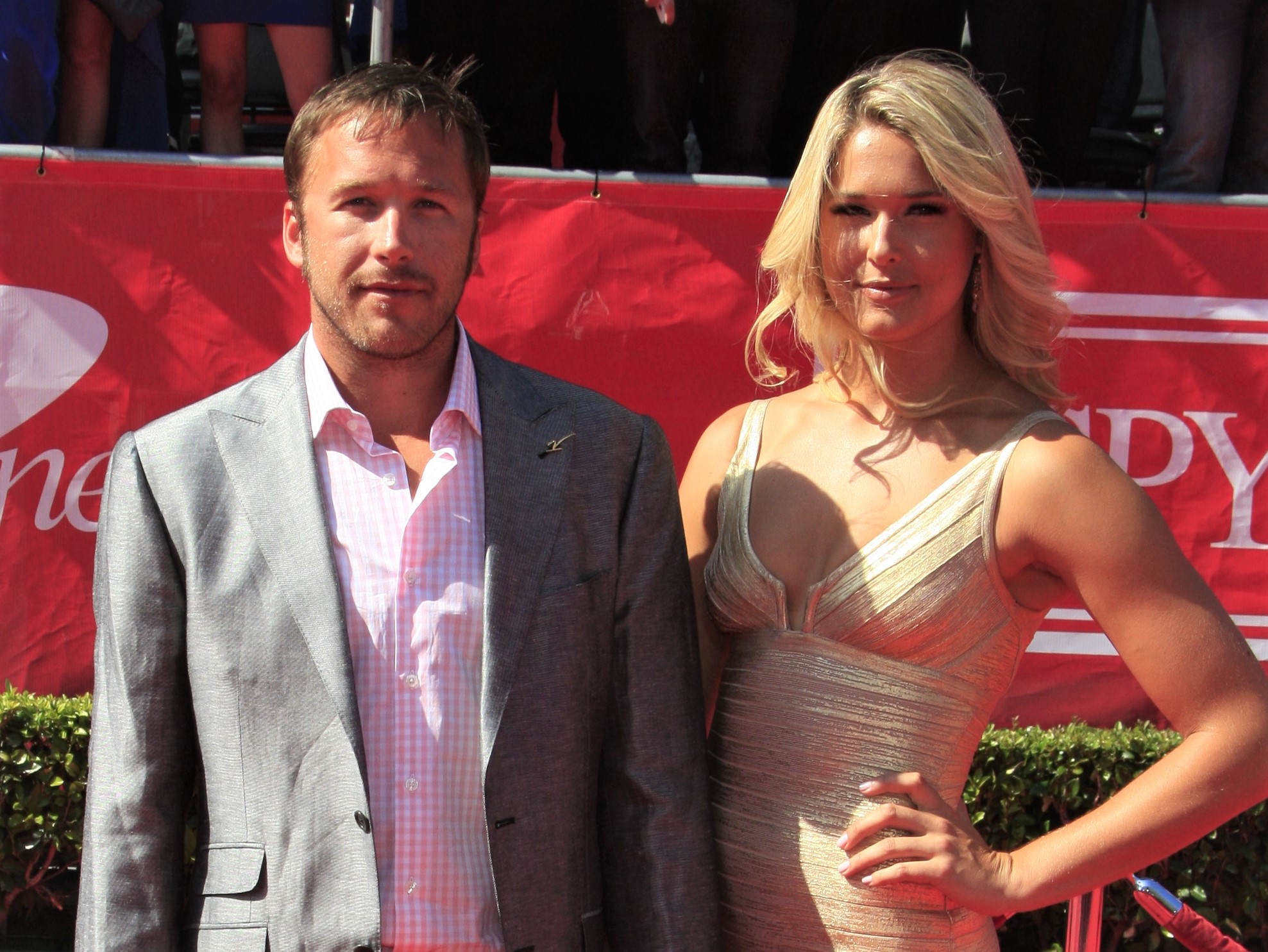 Bode Miller and Morgan Miller Red Carpet