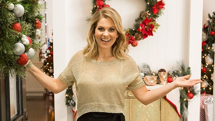 Candace Cameron Bure Hallmark Movie Christmas Radio