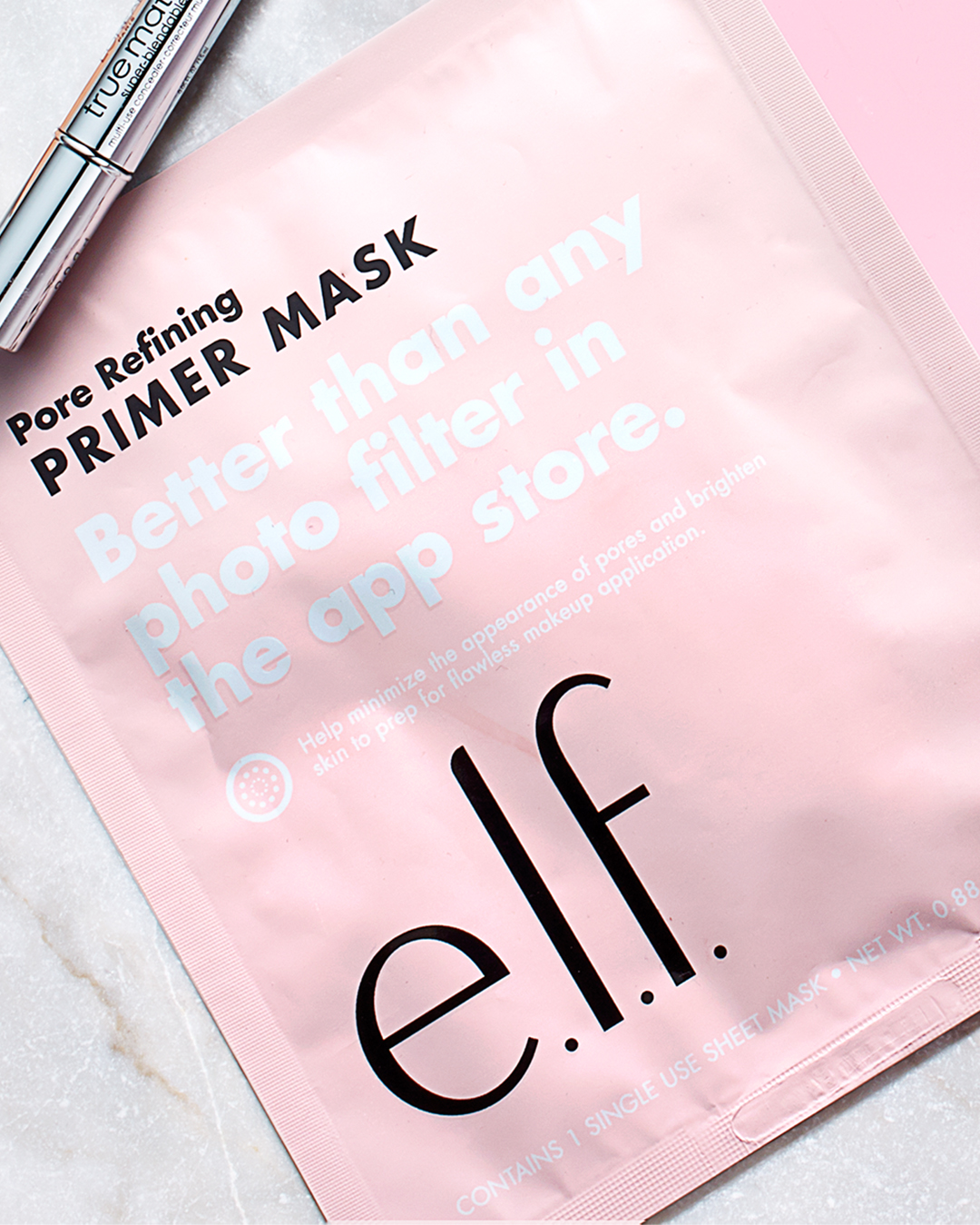 beauty product elf pore refining primer mask