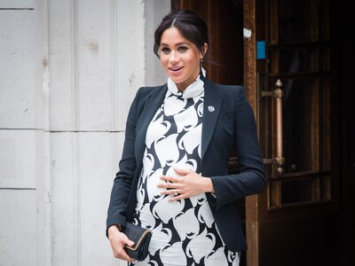 d3ebb75ad9fd1 All About Meghan Markle's First Pregnancy | Parents