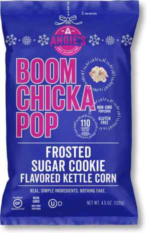 Angie's Boom Chicka Pop Sugar Cookie Flavored Kettle Corn