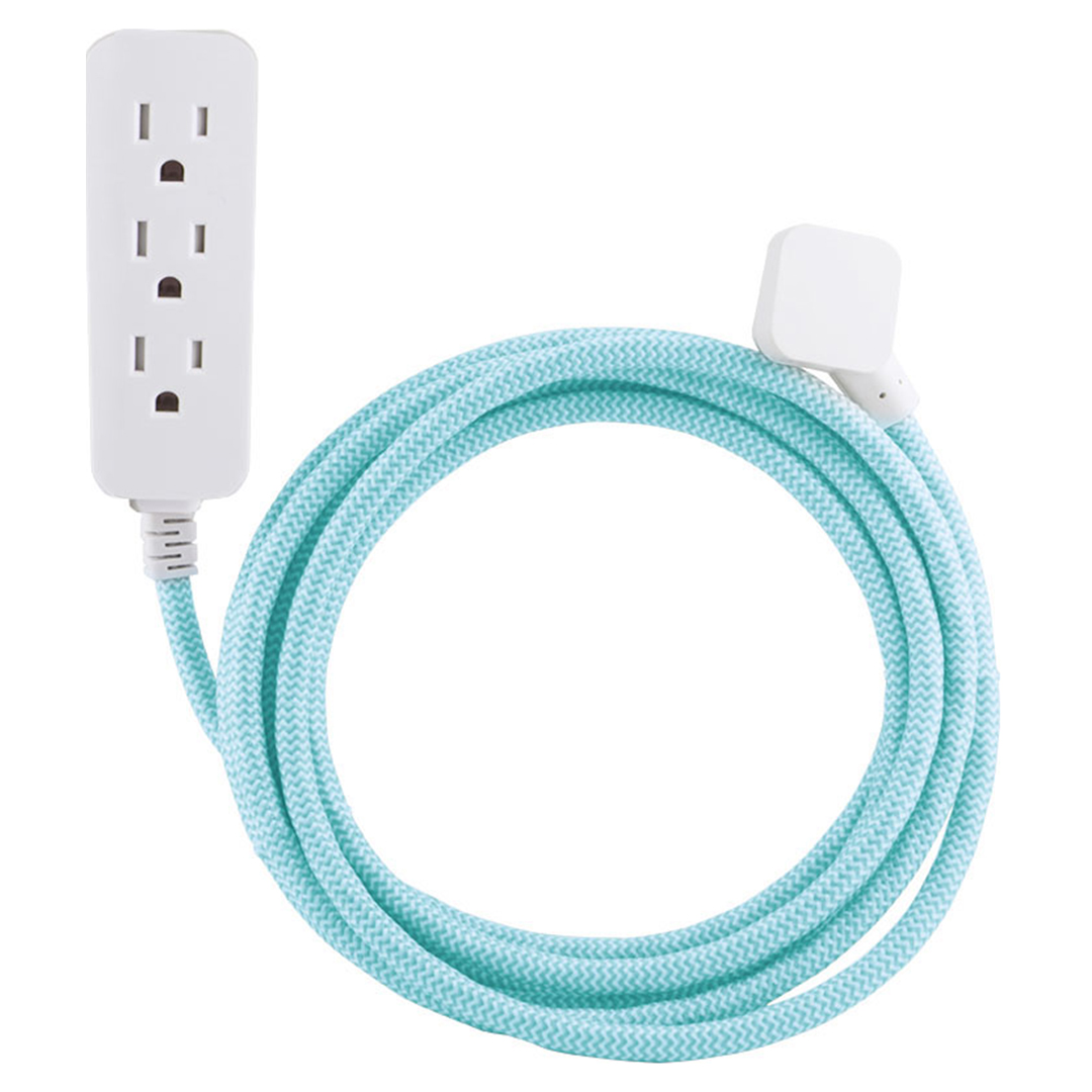 polarized outlets on end of extension cord