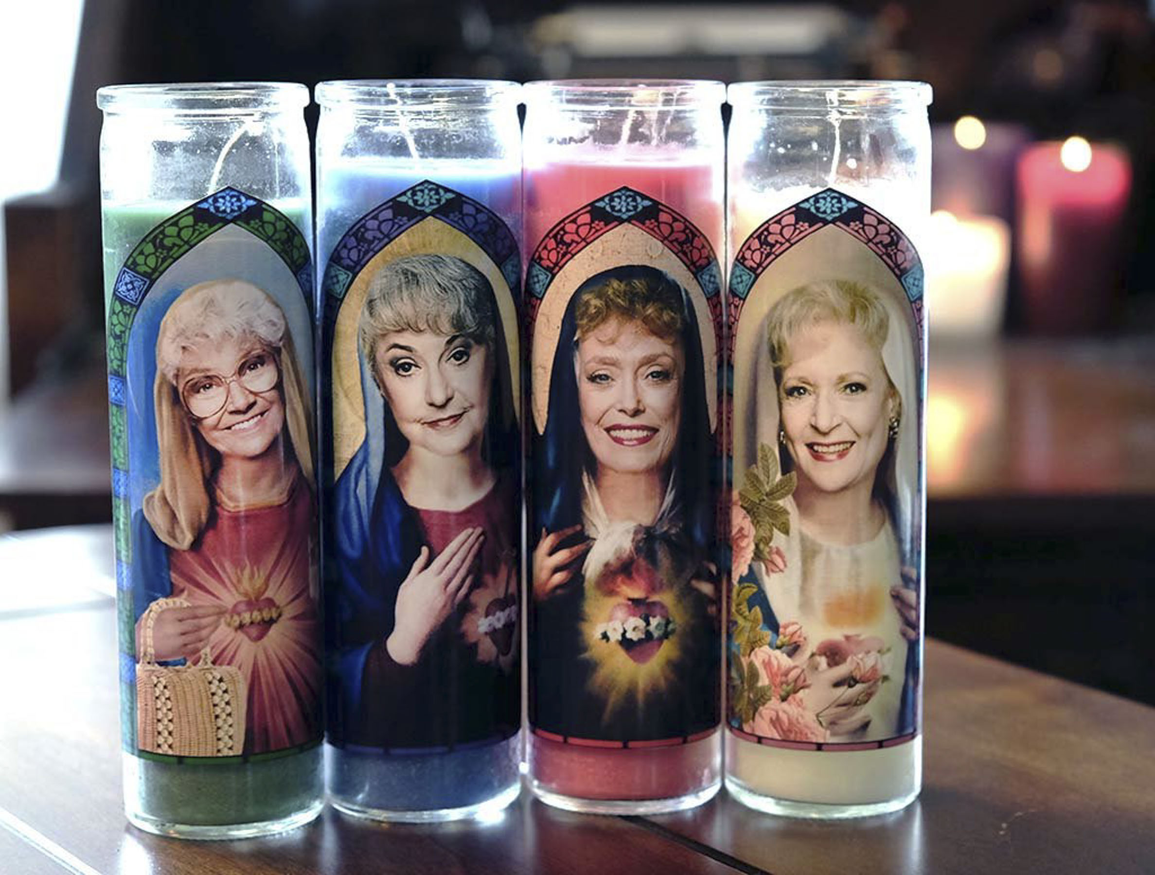 The Golden Girls Candles Etsy