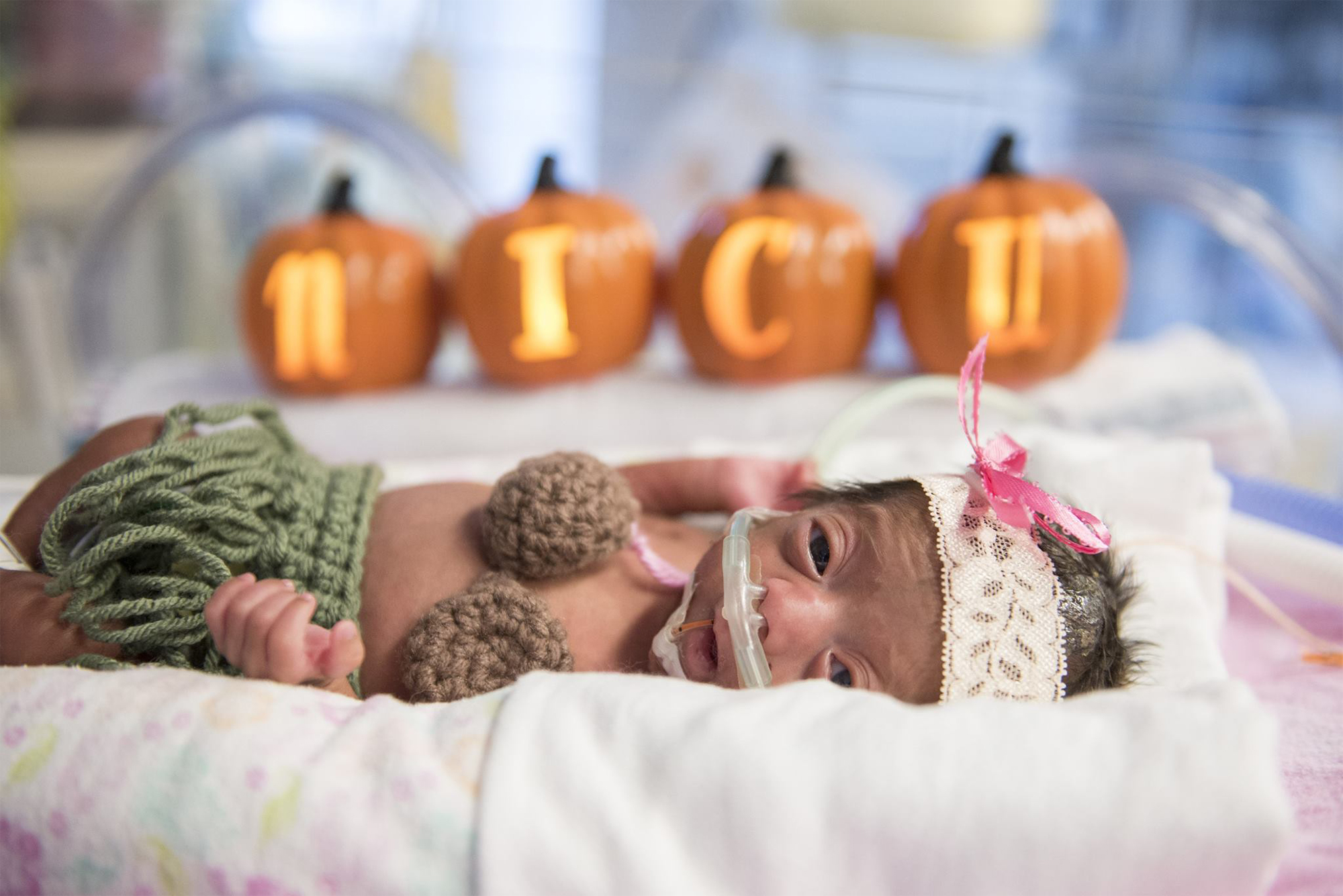 Henry Ford Health System NICU Babies 1