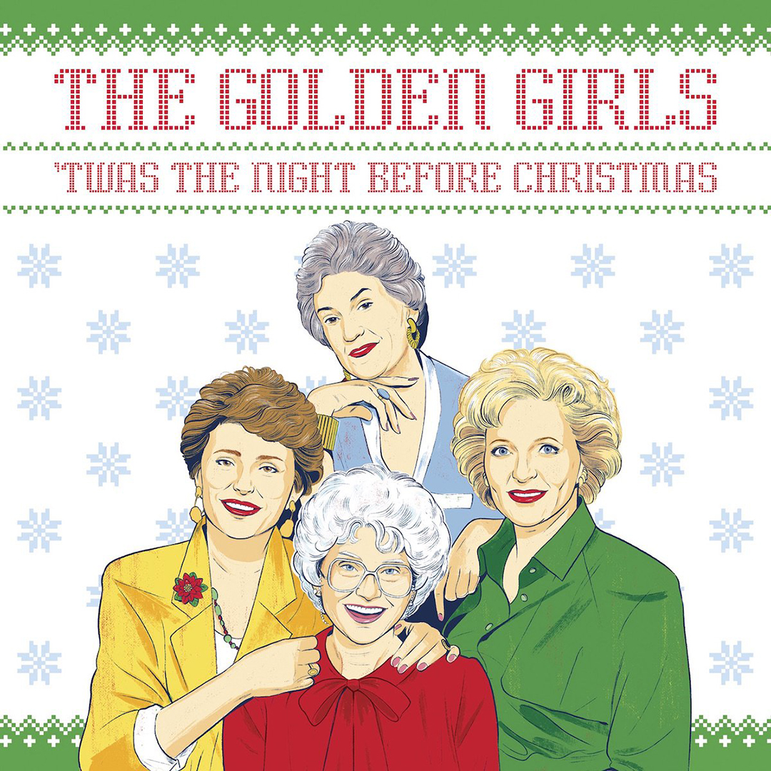 The Golden Girls Christmas Book