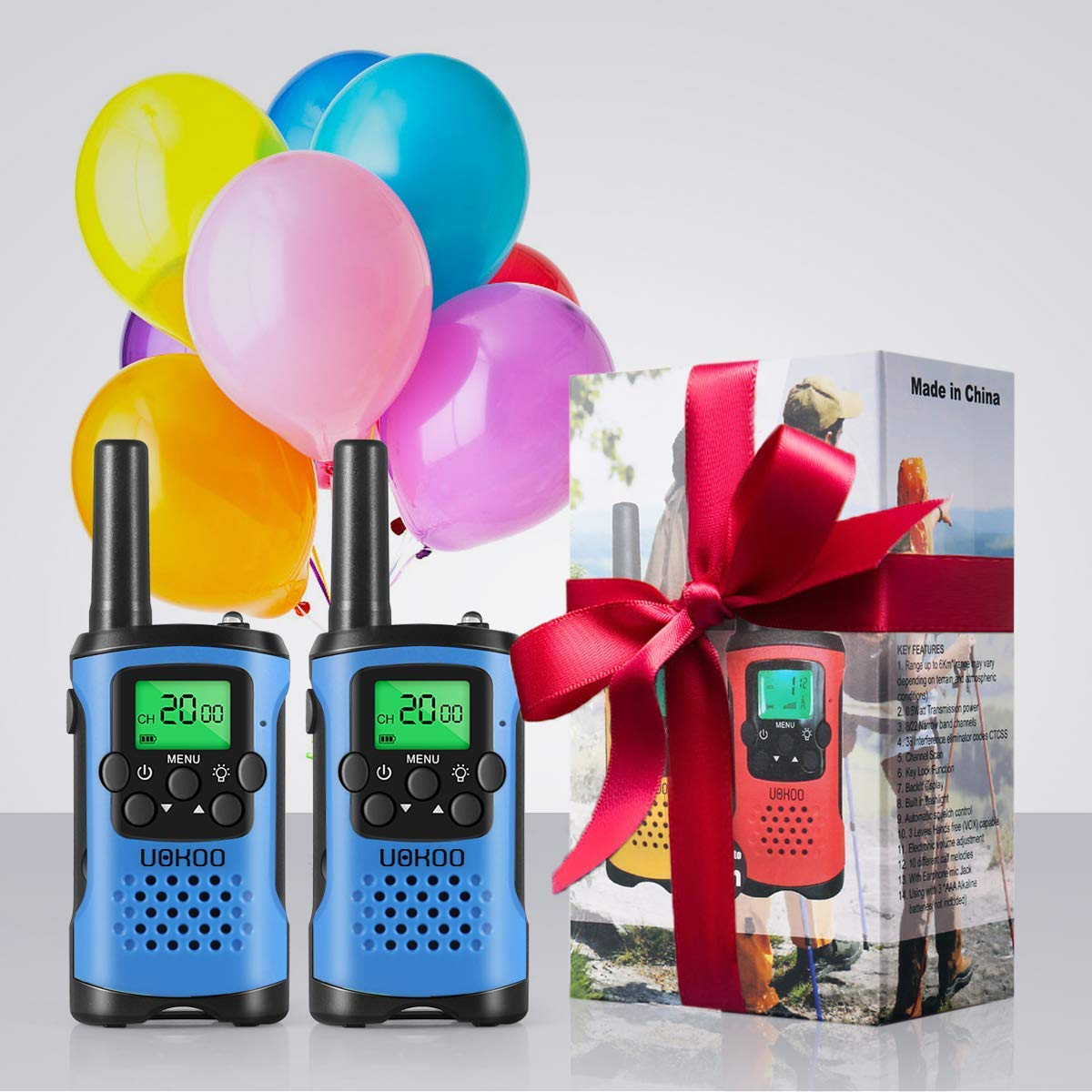 Tintec Walkie Talkies