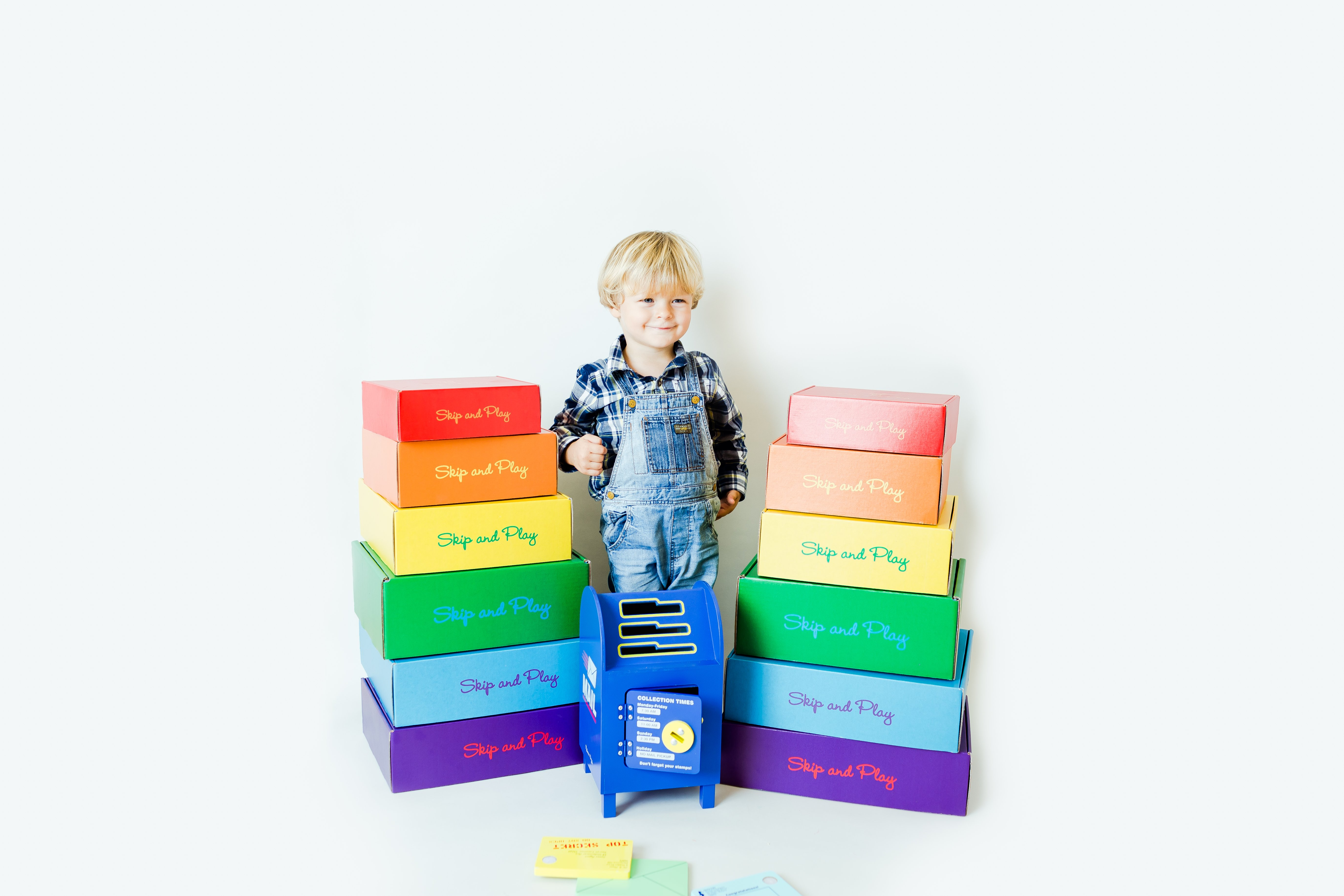 Skip and Play toy subscription boxes