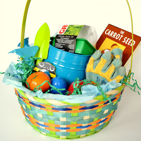 Garden Easter Basket