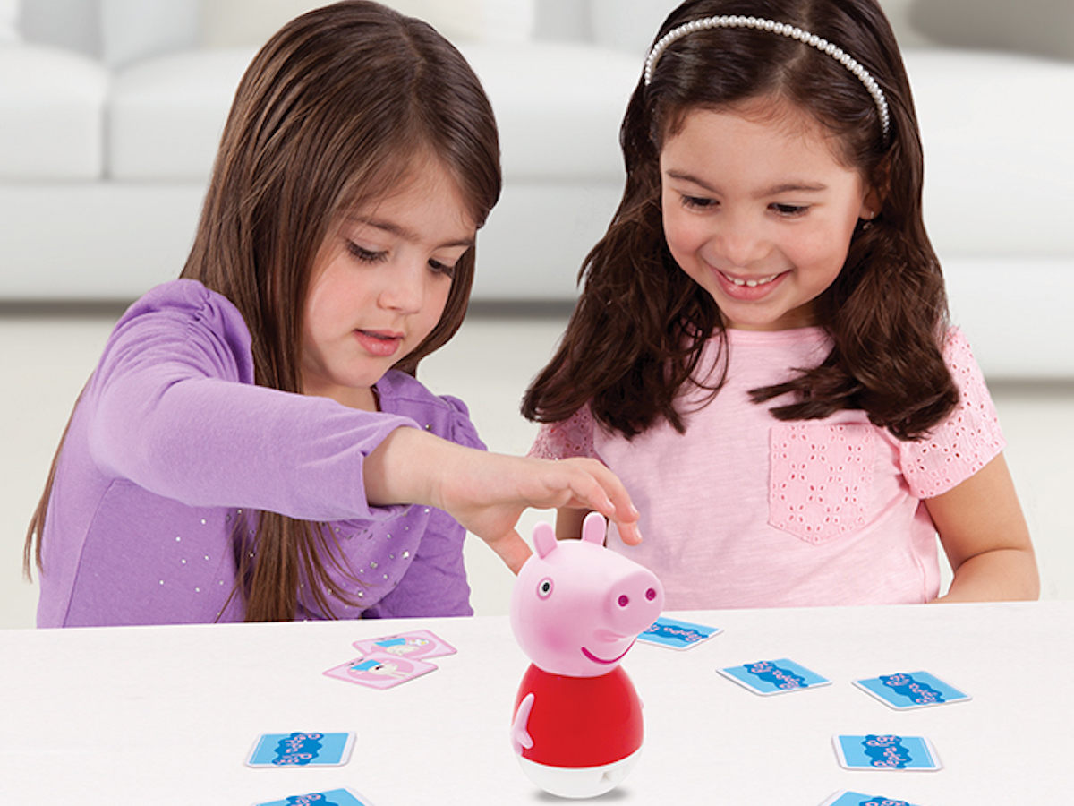 Peppa Pig™ Tumble & Spin Game