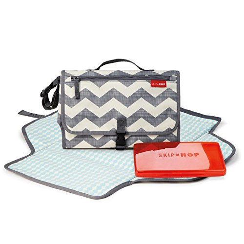 Skip Hop Pronto Baby Changing Station & Diaper Clutch