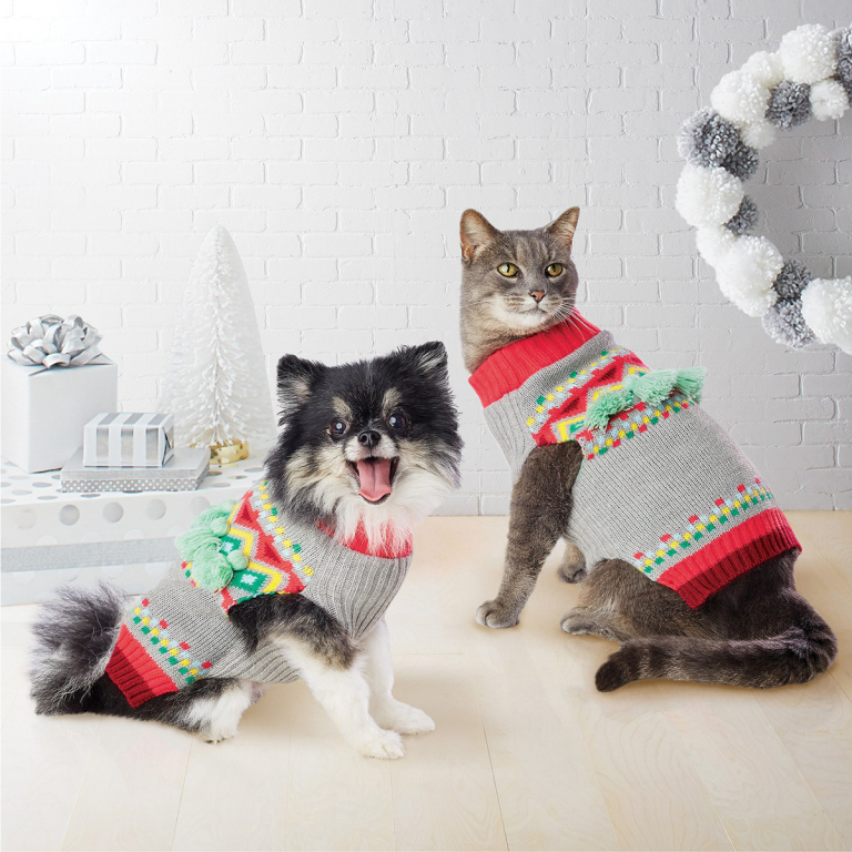 Pets Ugly Christmas Sweater 2