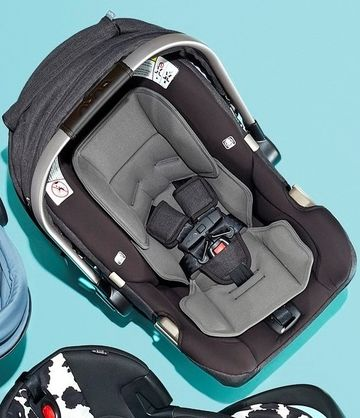 Nuna Pipa Rear-Facing Car Seat