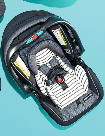 Graco Snugride Snuglock 35 DLX Rear-Facing Car Seat