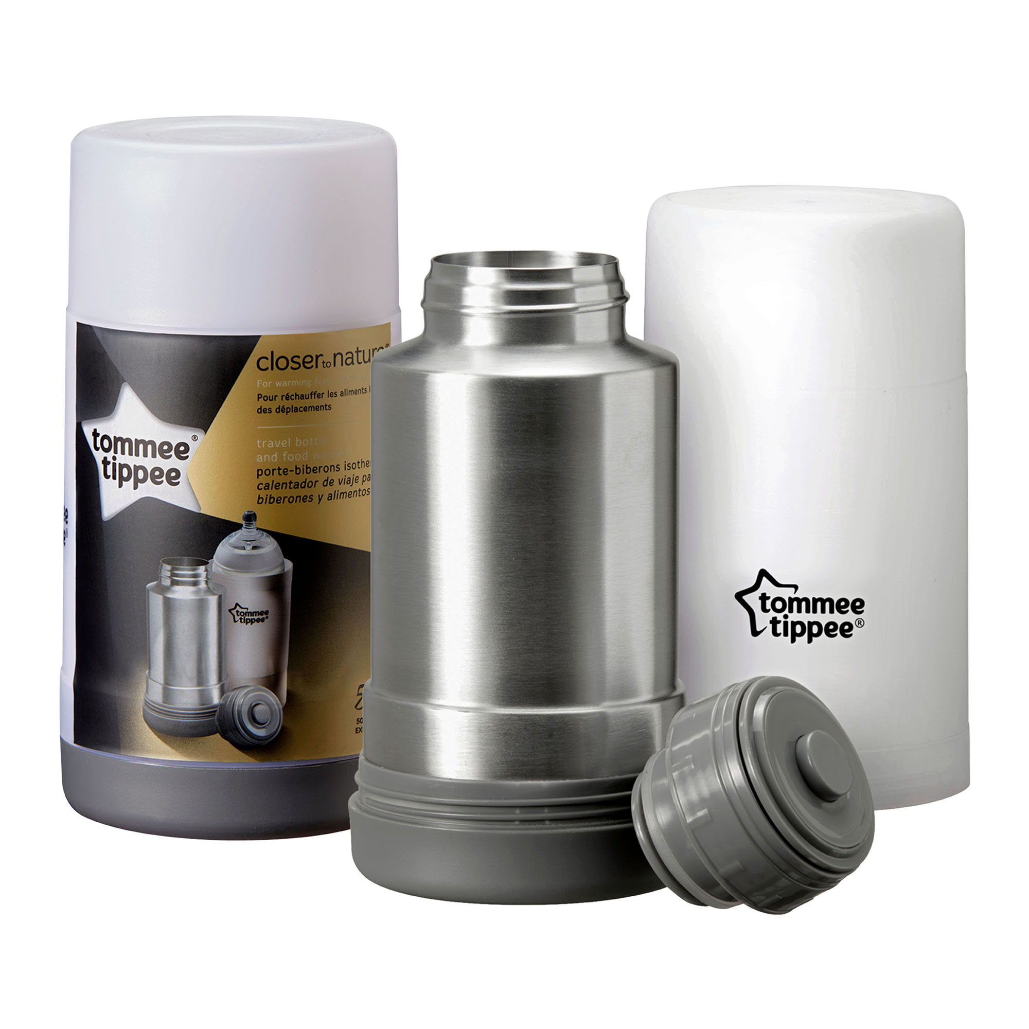 tommee tippee travel bottle warmer system