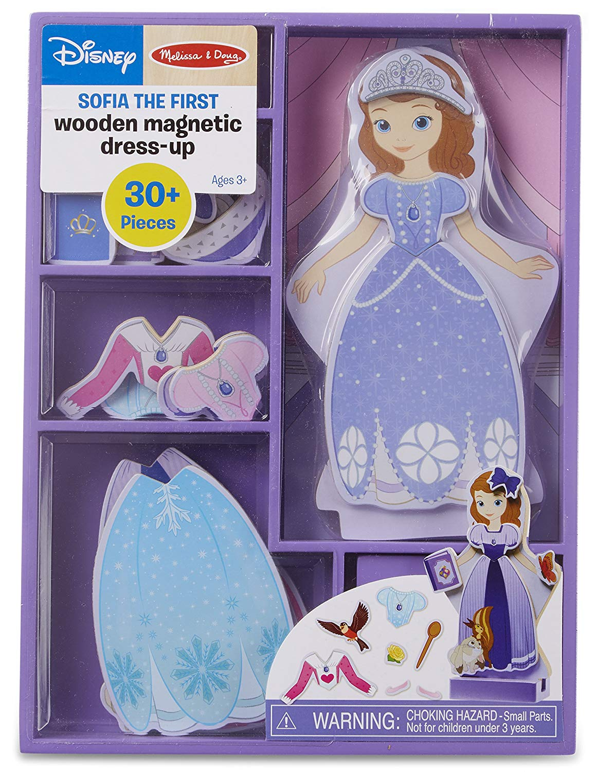 Sofia the First Magnetic Dress-Up
