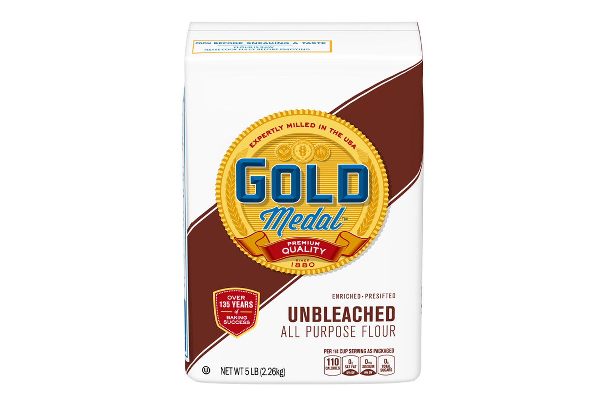 General Mills Gold Metal Unbleached All Purpose Flour