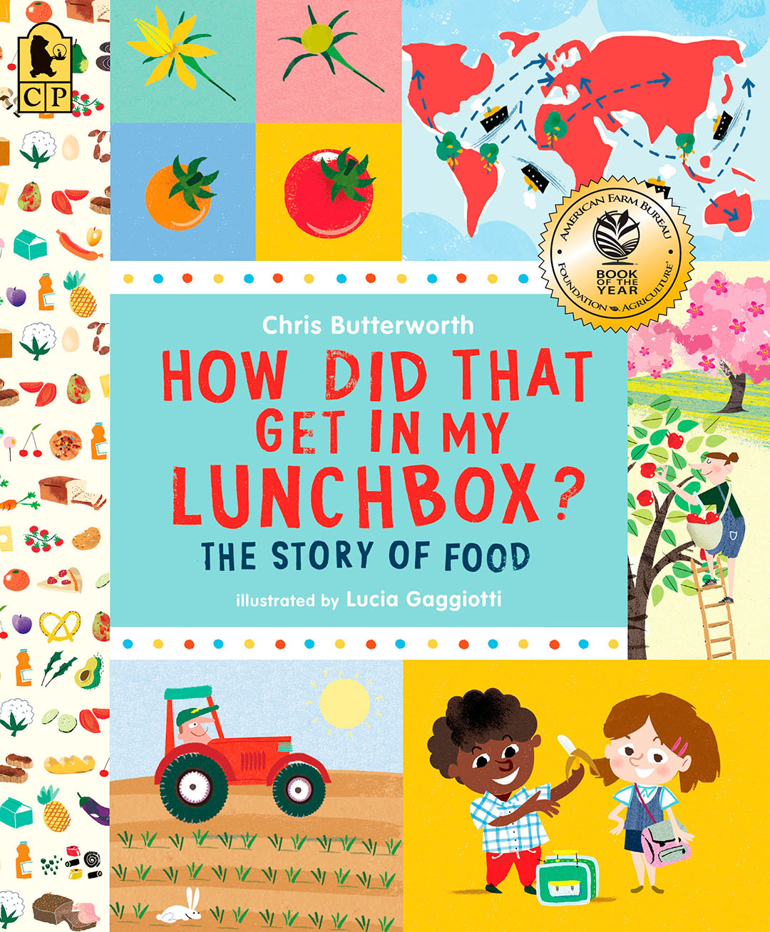 how did that get in my lunchbox kids book