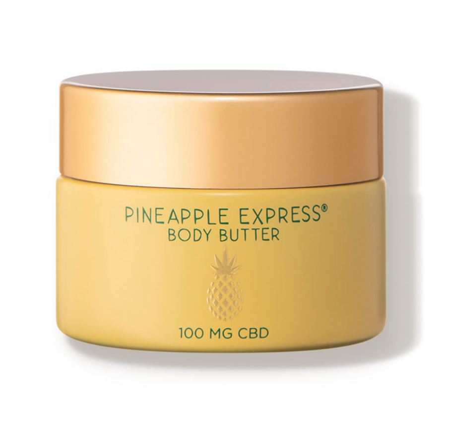 South Seas Skincare Pineapple Express Body Butter