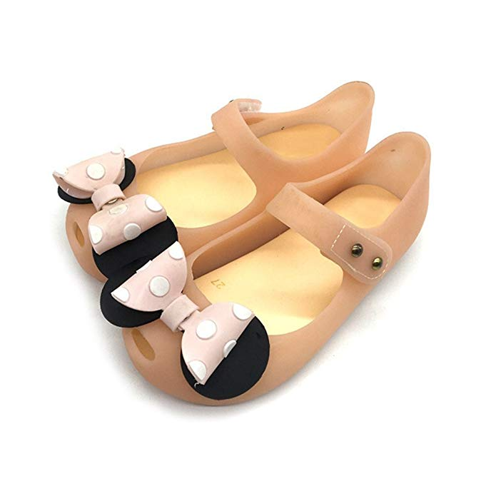 Tandefly Toddler Girls Mary Jane Flat Shoes .jpg