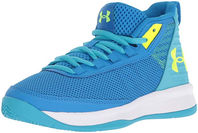 Under Armour Unisex-Kids' Pre School Jet 2018 Basketball Shoe