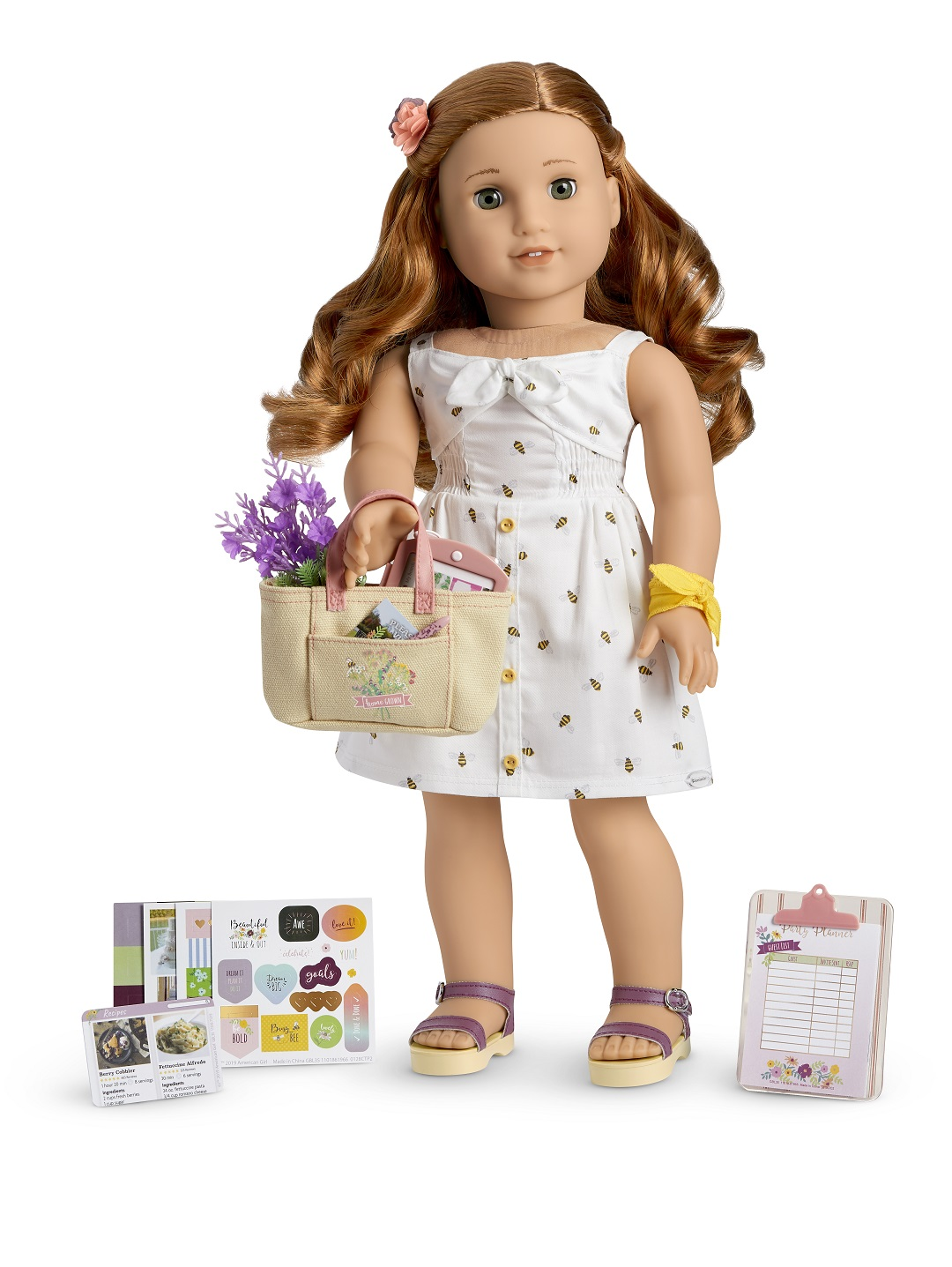 2019 American Girl Doll of the Year Blaire Wilson