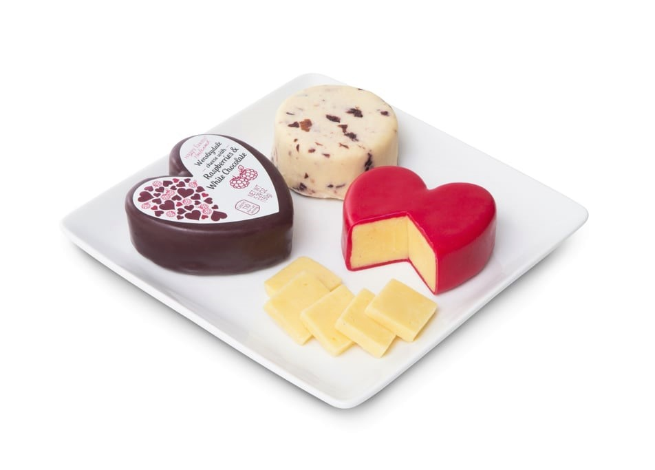 Aldi Valentine Day Cheese 2019